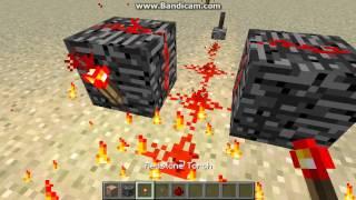 minecraft cara membuat petir dahsyat