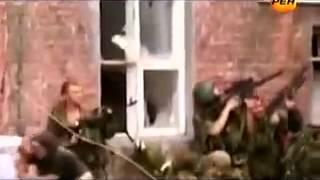 Герой России Вячеслав Бочаров. Беслан.