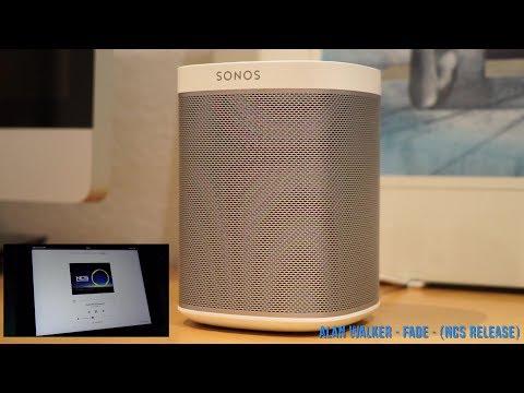 SONOS - Play:1 - SoundCheck - Full Song Version / Alan Walker - Fade