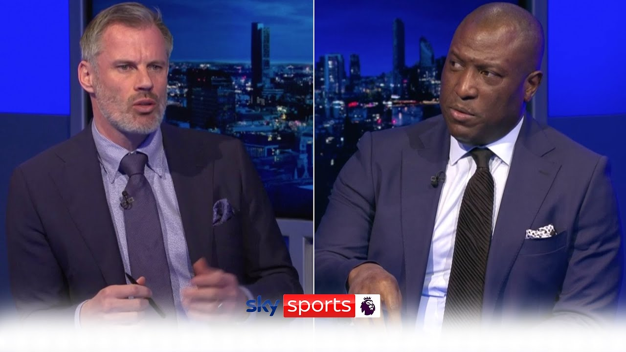How can Everton take the 'next' step?   Jamie Carragher & Kevin Campbell