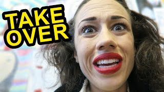 Miranda Sings Takes Over My Vlog