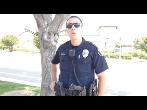 Murrieta Police ACTING LIKE FOOLS, GET  EDUCATED ON THE LAW, 1st Amend Audit