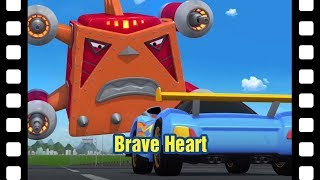 Tayo episodes l Tayo Brave heart  l 📽 Tayo's Little Theater #68