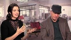 The Intern: Robert De Niro & Anne Hathaway Official Movie Interview