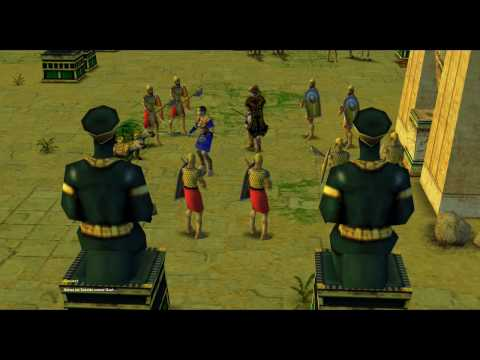 Age of Mythology #19 - M14: Isis, erhöre mich | Let's Play (German)
