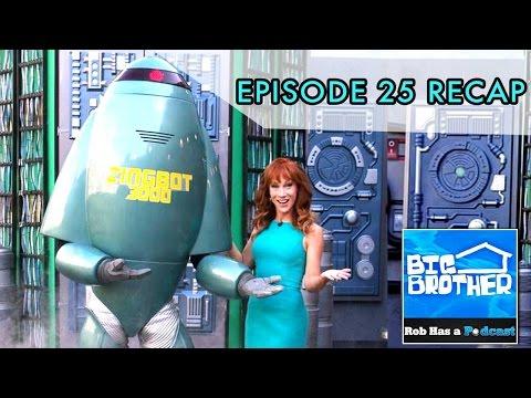 Big Brother 16 Episode 25 Zingbot Night Recap & Live Feeds Update | August 20, 2014
