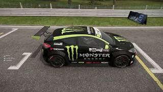 Project Cars 2 PS4 TCR Runda 4 Oulton Park