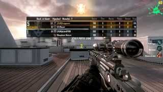 Partie Sniper entre amis Call of Duty black ops 2 [PC]