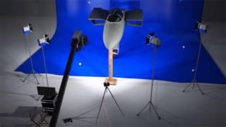 Virtual Simulation with FARO Focus3D Laser Scanner