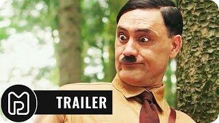 JOJO RABBIT Trailer Deutsch German (2020)
