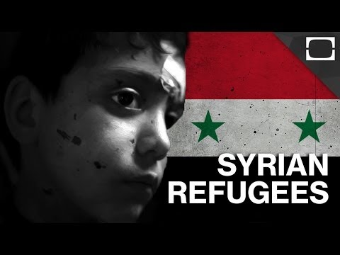 Where Are the Millions of Syrian Refugees Going?