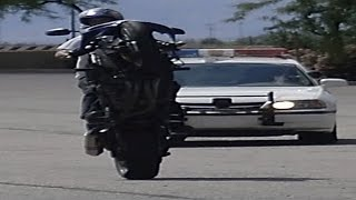 Best MOTORCYCLE vs COPS Compilation Police Chase Crash 2015