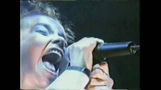 Björk-Hyperballad(over the edge mix)-Live at Wembley 1996