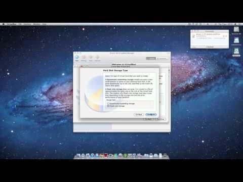 Install Linux on Mac using virtual box -FREE-