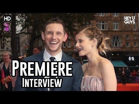 Jamie Bell | Film Stars Don't Die in Liverpool Premiere Interviews | LFF 2017