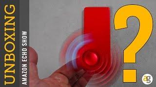 Unboxing AMAZON ECHO SHOW (anche in ITALIA) e poi ??!!