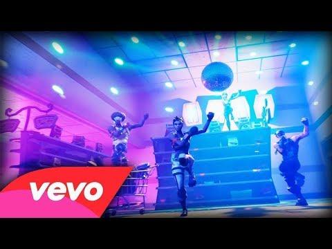 I BALLI di FORTNITE con la MUSICA ADATTA 2018 Danza dei PERSONAGGI con le CANZONI GIUSTE