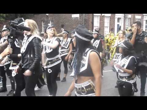 Carnival Parade Through Toxteth (VIDEOS) 9 July 2016