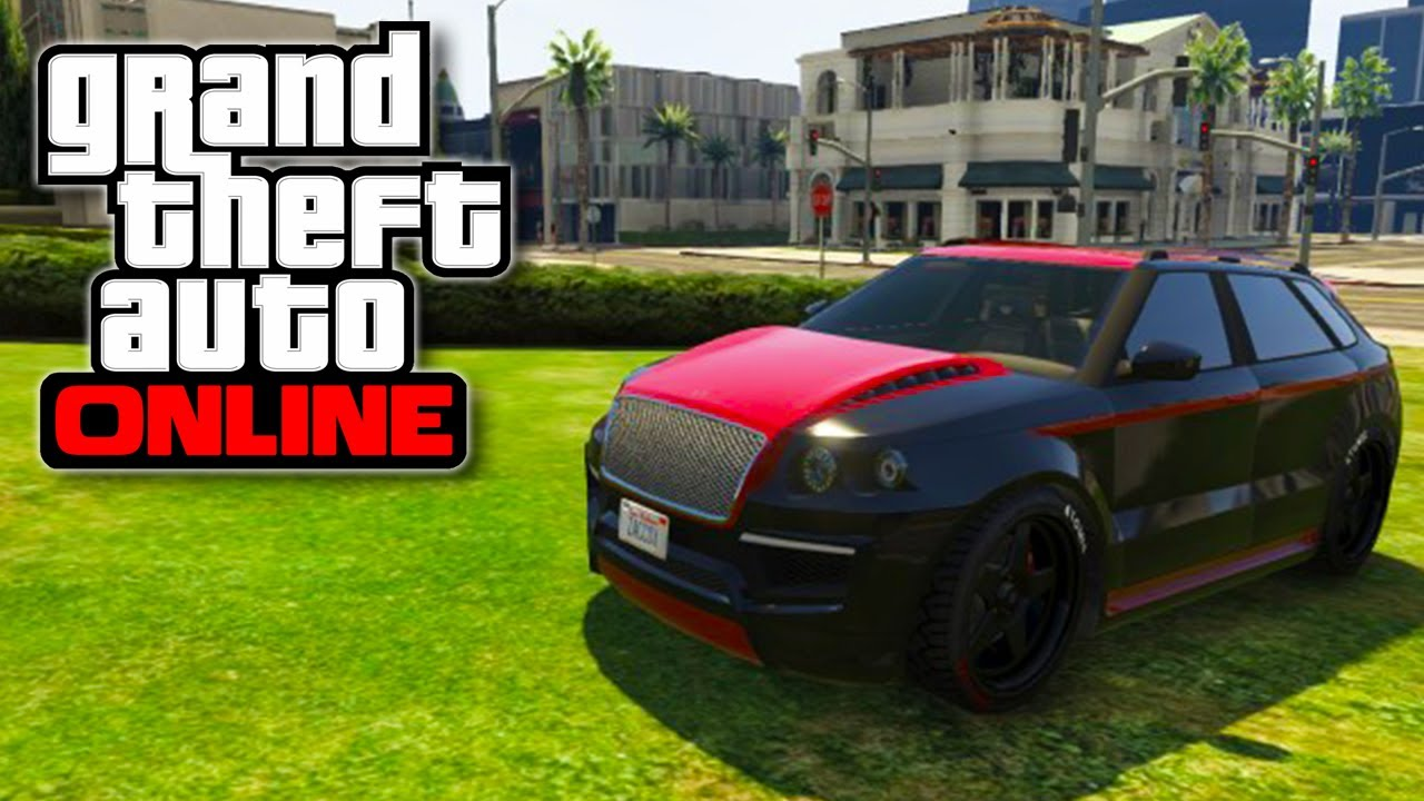 "GTA 5 Online - NEW ""Enus Huntley S"" DLC Car Review ..."