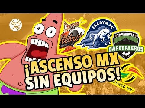 ¡NADIE LO CREE! | El Ascenso MX va con 11 equipos | Los Pleyers