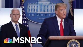 Why Trump Should Urge Stay-At-Home Order In Florida | Morning Joe | MSNBC