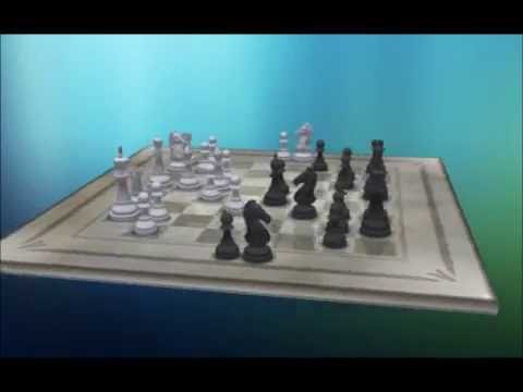 I Play Against Chess Titans Level 10 Computer