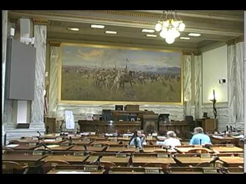 Montana YMCA Youth and Government Joint Session Live