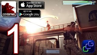 Cover Fire Android iOS Walkthrough - Gameplay Part 1 - Episode 1: Resistance
