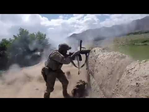U.S. Special Forces Engage ISIS In Afghanistan