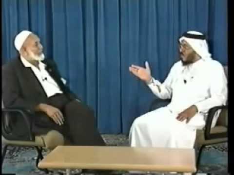 Deedat on Saudi TV Talk   Plus Bonus Video