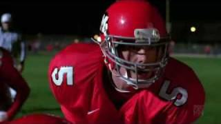"GLEE-""Single Ladies"" On The Football Field (HQ)"