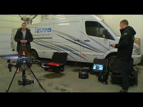 "Levira Drone ""Seitsmesed uudised"""