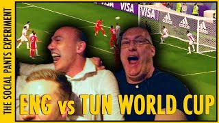 LONDON: WORLD CUP (England vs Tunisia 2018) | The Social Pants Experiment 171