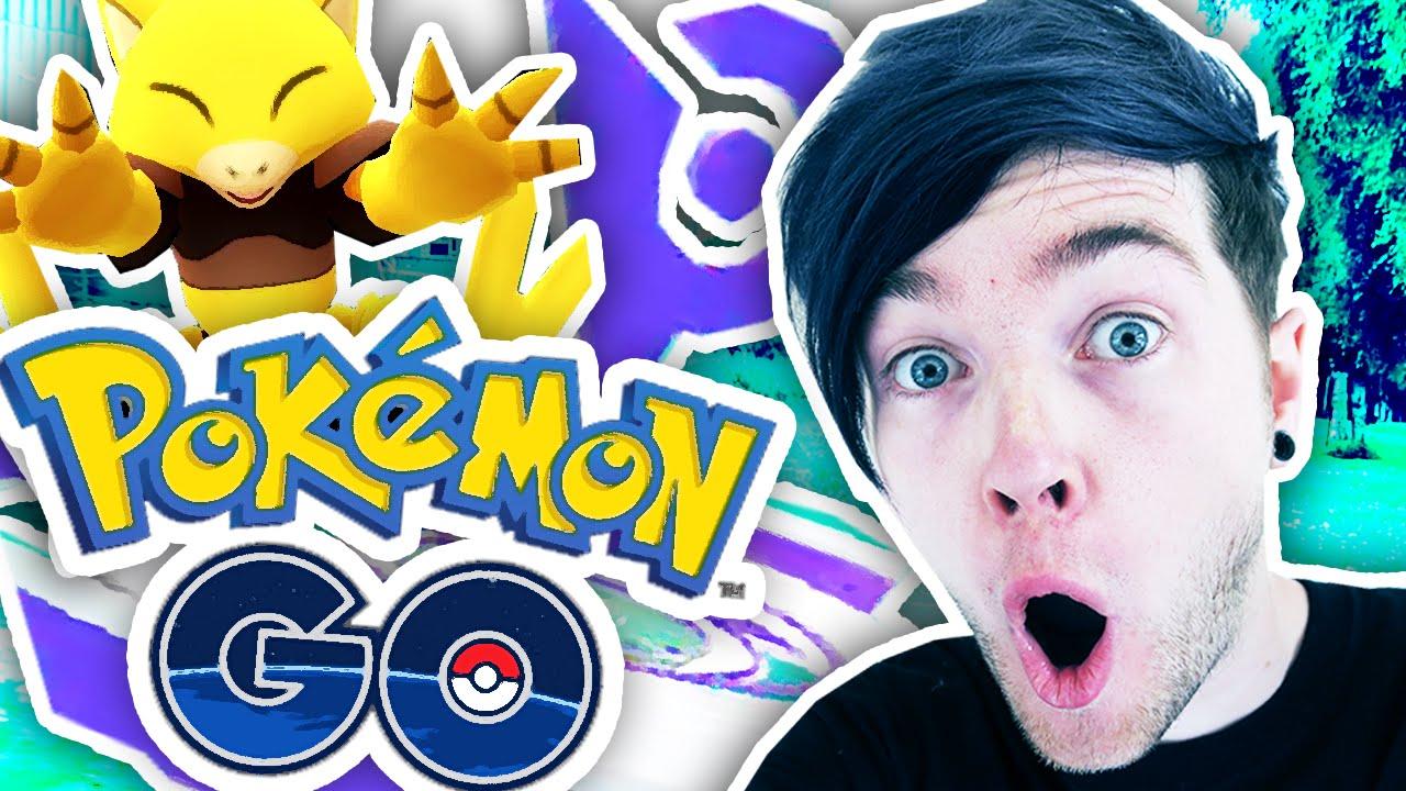 Pokemon Go Gym Glitch Youtube