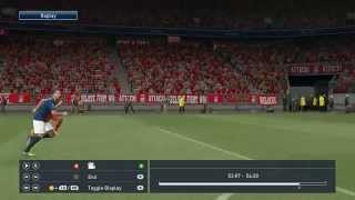 Best Goal 50 meters Pro Evolution Soccer 2015  Liverpool FC vs Everton
