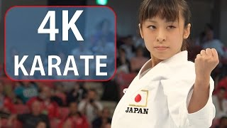 ため息が出るほど美しい空手 Beautiful Karate, Ayano Takaki (2014 WORLD CUP・Shooting in 4K video) thumbnail