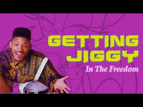Getting Jiggy In The Freedom [Sonic × Will Smith] ~Remastered~