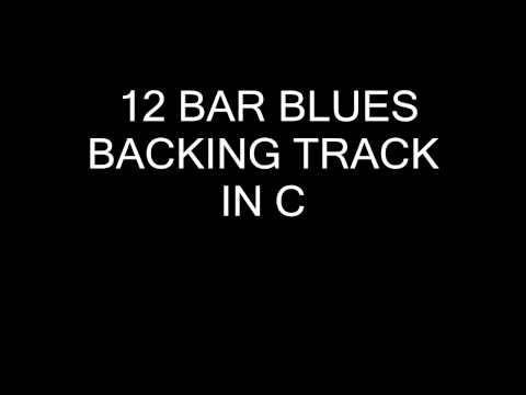 12 Bar Blues Backing Track In C
