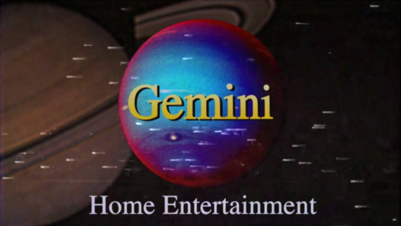 OUR SOLAR SYSTEM - GEMINI HOME ENTERTAINMENT - YouTube