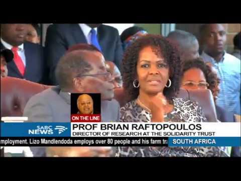 Sacking of Mnangagwa not a surprise: Prof. Raftopoulos