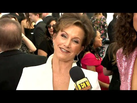 SAG Awards 2019: Gabrielle Carteris Talks Possible 90210 Reboot! (Exclusive)
