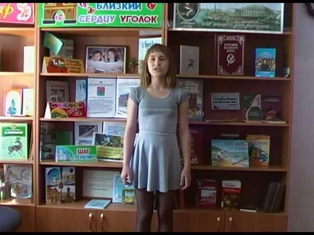 Изображение предпросмотра прочтения – КсенияМиранцева читает произведение «Няне» А.С.Пушкина