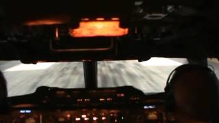Concorde Sim Brooklands Landing