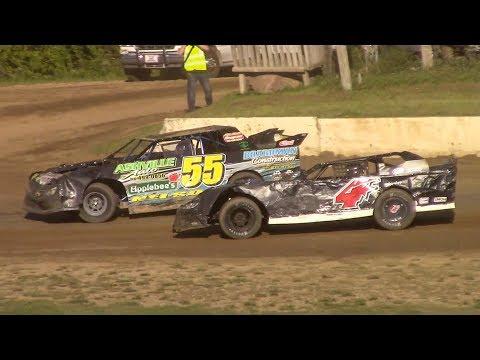 Street Stock Heat Four   Eriez Speedway   9-23-18