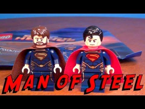 **NEW**LYL BRICK Custom Jor El Lego Minifigure