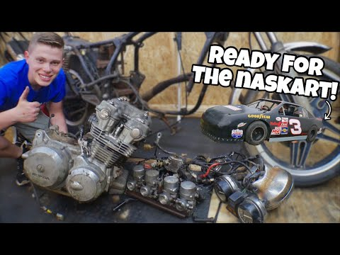 TAKING OUT The NasKart's New ENGINE! This Is Going To RIP!