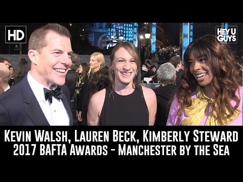 Manchester by the Sea Producers  Kevin Walsh, Lauren Beck, Kimberly Steward