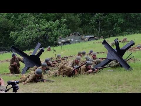 World War 2 Reenactment 2017, Camp Mabry, Austin, TX