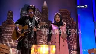 Penampilan Nilawati membawakan lagu Misteri Cinta, lengkingan suara tingginya seperti Nicky Astri