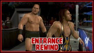 WWE Entrance Rewind - Jesse & Festus! [SVR